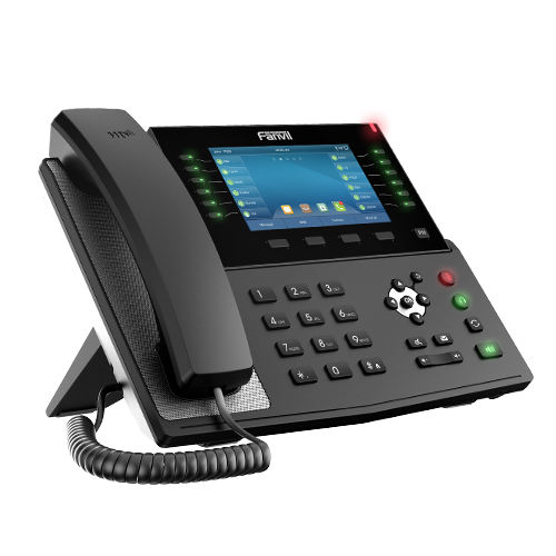 Fanvil X7C IP telefoon met veel DSS keys en tot 20 accounts